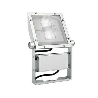 遠藤照明 施設照明 軽量コンパクトLEDスポットライト(看板灯) ARCHIシリーズ 6000タイプ CDM-TP150W相当 看板用配光(ワイドフラッド) 電球色 ERS5213W