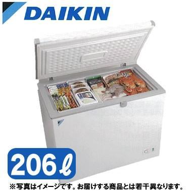 ダイキン 業務用 冷凍ストッカー(冷凍庫) 横型ストッカー 容量206L LBFG2AS