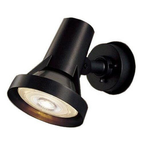 Panasonic 照明器具 エクステリア LEDスポットライト 電球色 防雨型 150形ハイビーム電球1灯器具相当 LGW40114