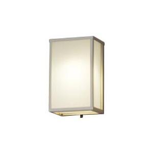 Panasonic 照明器具 LED和風ポーチライト 電球色 密閉型 防雨型 白熱電球40形1灯器具相当 LGW85086Z