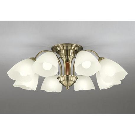 オーデリック 照明器具 CONNECTED LIGHTING LEDシャンデリア LC-FREE 青tooth対応 調光・調色 OC006918BC1 【〜12畳】