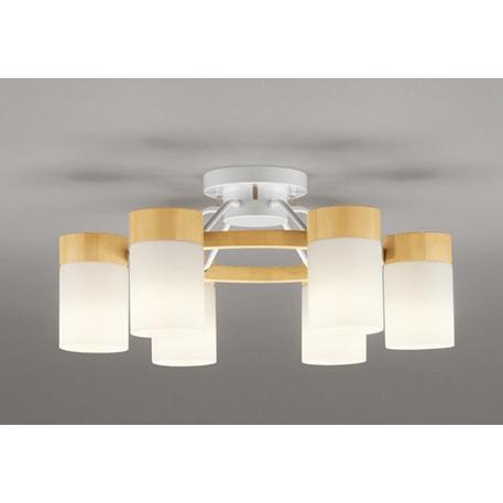 オーデリック 照明器具 LEDシャンデリア 光色切替タイプ 連続調光 OC257064PC 【〜10畳】