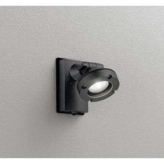 オーデリック 照明器具 エクステリア LEDスポットライト COBタイプ 人感センサ付 昼白色 ワイド配光 ビーム球150W相当 OG254897