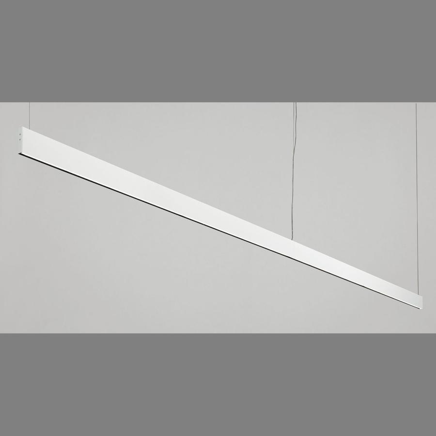 山田照明 照明器具 LED一体型アンビエントライト ブレードラインフィンチ ラインタイプ ラインタイプ FHF32W相当 連結用 左端部 調光 白色 PD-2668-W