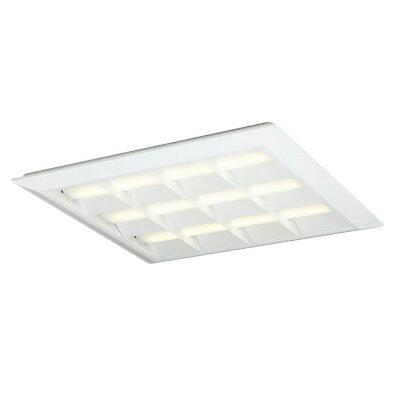 ●オーデリック ●オーデリック 照明器具 LED-SQUARE LEDベースライト LEDユニット型 FHP45W×4灯クラス(省電力) □680 直埋兼用 ルーバー付 PWM調光 電球色 XL501053P2E