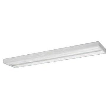 Panasonic 一体型LEDベースライト 40形 直付 スリムベース Hf蛍光灯32形定格出力型2灯相当 グレアセーブ 5200lm 昼白色 昼白色 非調光 XLX453SHNP LE9