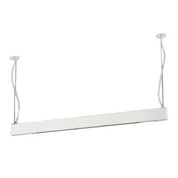 コイズミ照明 施設照明 テクニカル LEDベースライト ミニマムスロットラインシステム 2回路配線タイプ 上面配光+配線ダクトタイプ 温白色 調光タイプ XP48128L