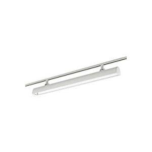 コイズミ照明 施設照明 cledy LEDスポットライト ストレート プラグタイプ FLR40W×2相当 白色 非調光 XS44059L