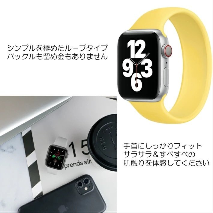 ループ バンド ソロ これ、時計バンド革命だ…! Apple