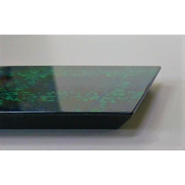 平皿 ブラックウォッチ|tsugaru-ishioka|02