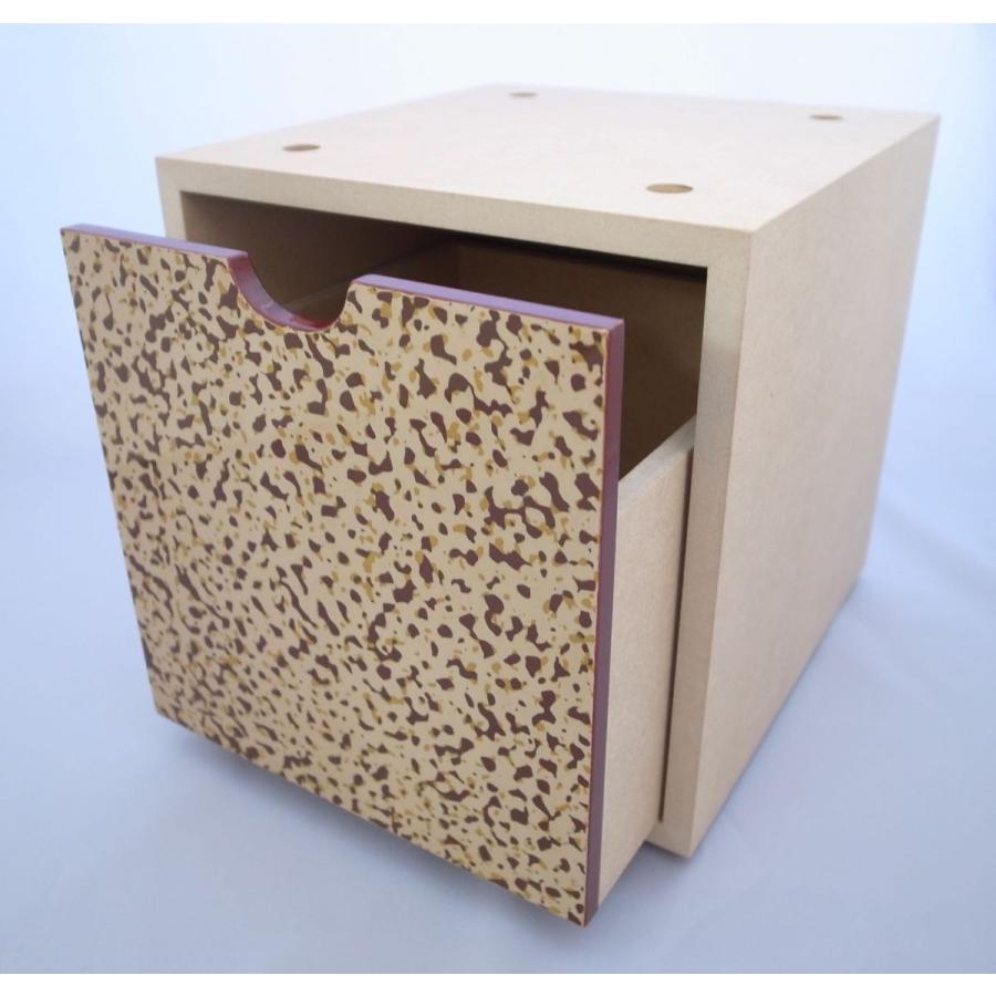 収納ボックス 迷彩塗ベージュ tsugaru-ishioka 02
