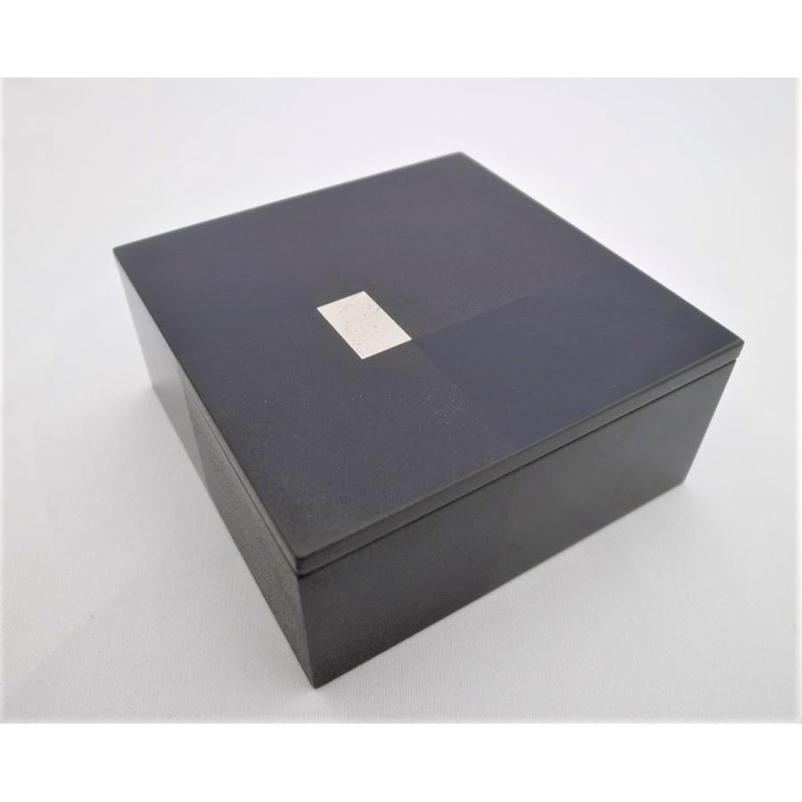 【Tsugaru Modern】 小箱130 木製 紋紗塗|tsugaru-ishioka
