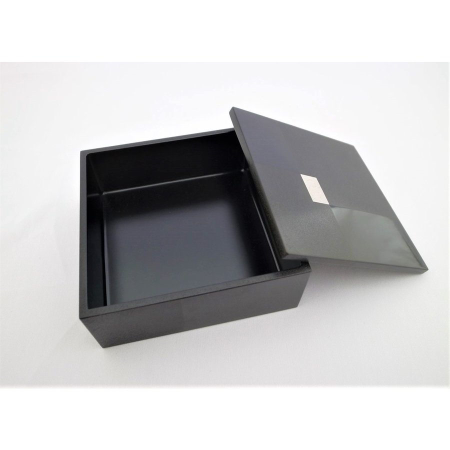 【Tsugaru Modern】 小箱130 木製 紋紗塗|tsugaru-ishioka|02