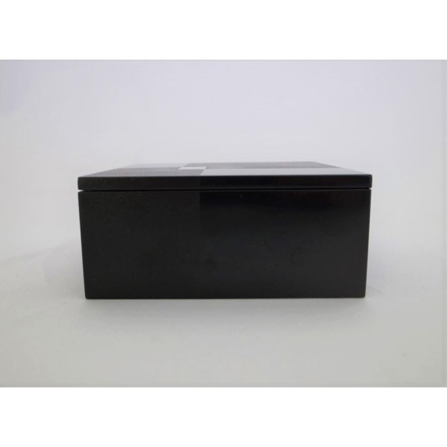 【Tsugaru Modern】 小箱130 木製 紋紗塗|tsugaru-ishioka|03