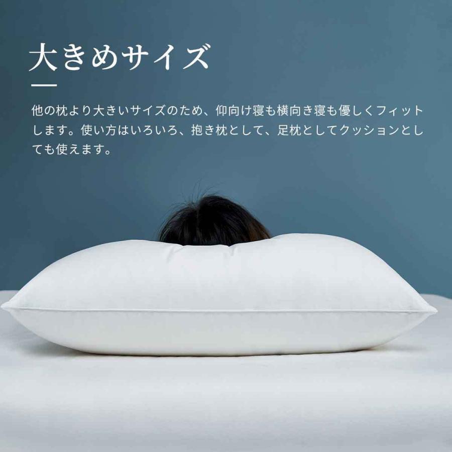 ★P3倍★まくら 安眠 枕 ホテル仕様枕 ホテル安眠枕 高反発 柔らかい 快眠枕 良い通気性  横向き対応 抗菌防臭 プレゼント ふわふわ 立体構造 大きめ tsuhan-123 08