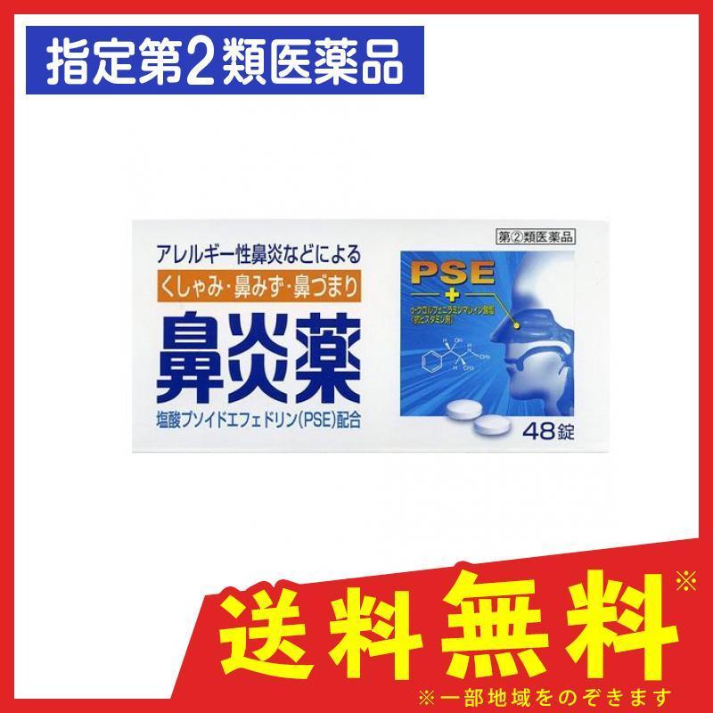 鼻炎薬A 贈物 クニヒロ 48錠 飲み薬 花粉症 指定第2類医薬品 アレルギー性鼻炎 鼻水 鼻づまり 新作製品 世界最高品質人気