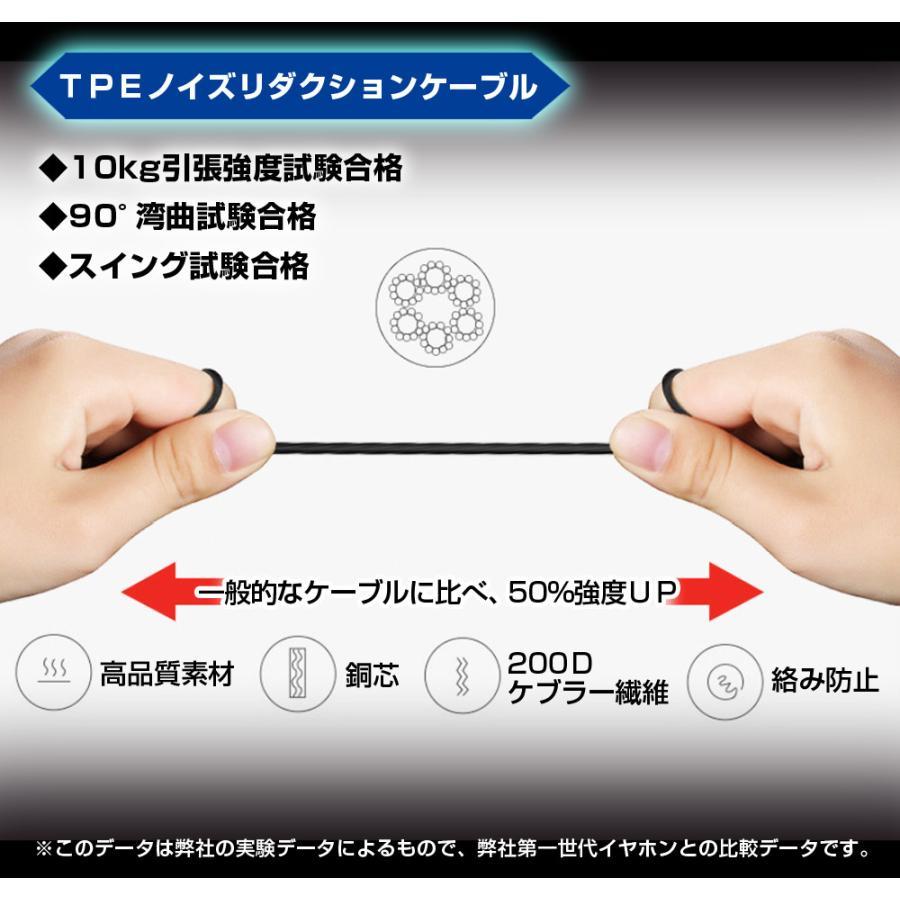 ゲーミングイヤホン Wマイク付き ゲーミングヘッドセット フォートナイト スイッチ オンライン zoom スカイプ ボイスチャット|tsuiteru-shouten|10