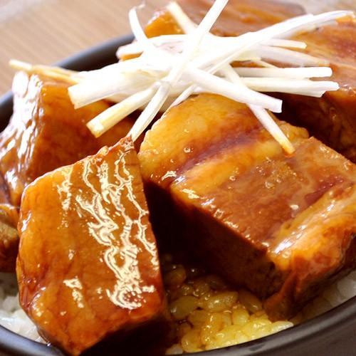 角煮 肉 豚 豚肉 かくに 豚角煮 430g×1袋 業務用 惣菜 豚肉 豚バラ おかず おつまみ 煮豚 冷凍 同梱可能|tsukiji-ichiba2|08