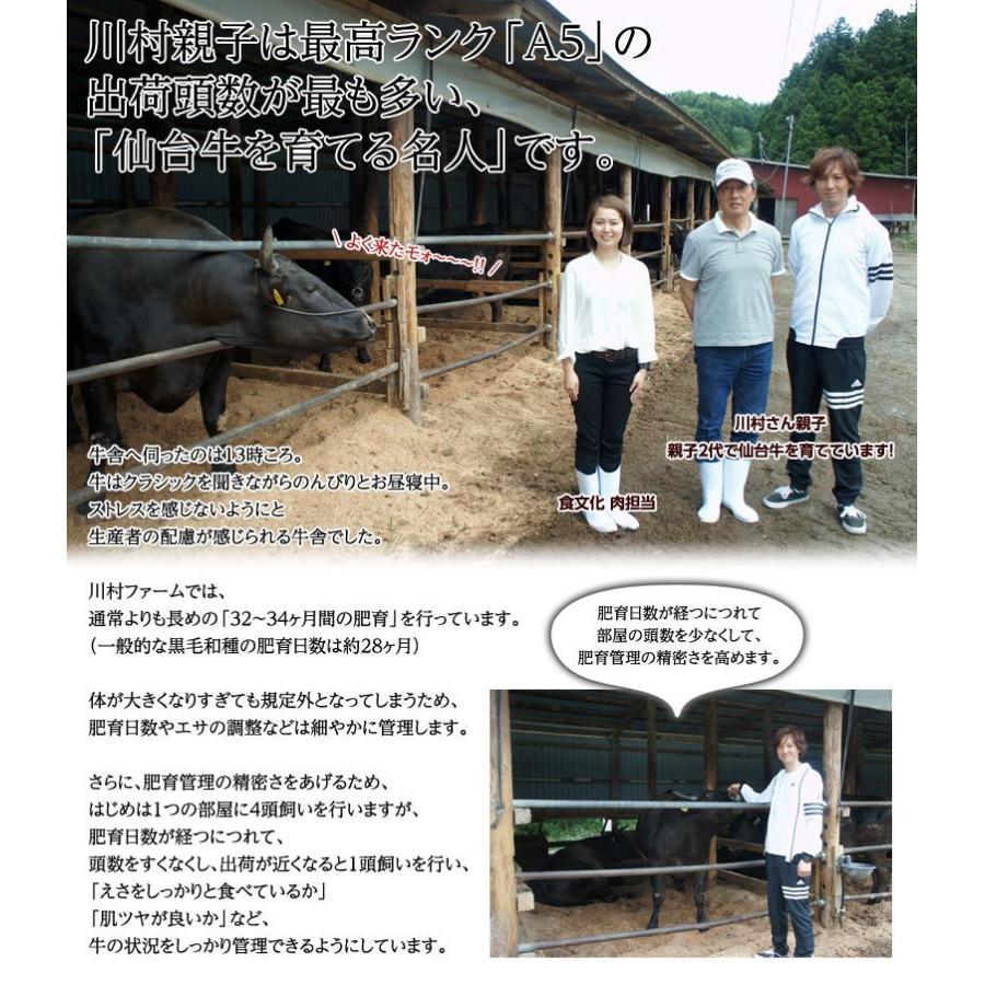 牛 肉 黒毛和牛 A5 ランク限定 仙台牛 切り落とし 計1.5キロ BBQ 500g×3パックセット 冷凍  送料無料 tsukiji-ichiba2 05