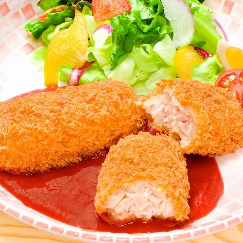 紅ズワイガニ ずわいがに ほぐし身 1kg むき身 かにフレーク カニフレーク かに カニ 蟹|tsukiji-ousama|08