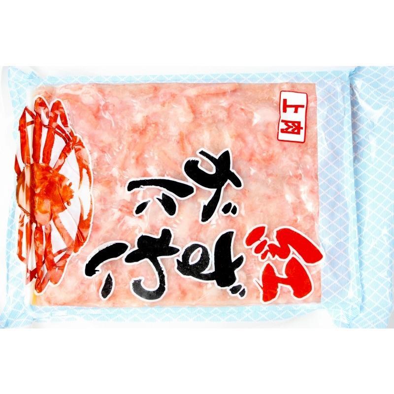 紅ズワイガニ ずわいがに ほぐし身 1kg むき身 かにフレーク カニフレーク かに カニ 蟹|tsukiji-ousama|10