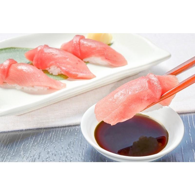 (マグロ まぐろ 鮪) 本まぐろ 中トロ 200g&赤身200gセット (本マグロ 本鮪 刺身)|tsukiji-ousama|10