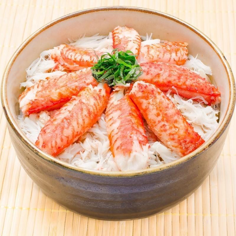 かにセット かにざんまい 築地 超特大 タラバガニ 7L 1kg かにしゃぶ用 特大 ズワイガニ ポーション 5L 500g 特大 タラバ爪 1kg 特大 毛がに 570g 正規品 お歳暮 tsukiji-ousama 14