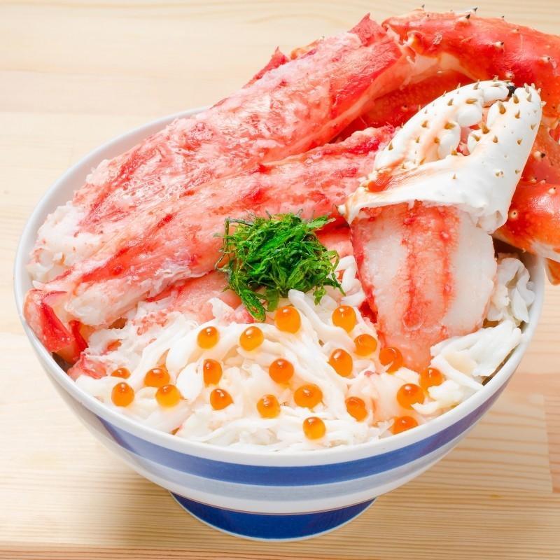 かにセット かにざんまい 築地 超特大 タラバガニ 7L 1kg かにしゃぶ用 特大 ズワイガニ ポーション 5L 500g 特大 タラバ爪 1kg 特大 毛がに 570g 正規品 お歳暮 tsukiji-ousama 18