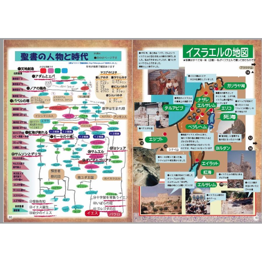 筑井孝子が描く聖書の世界|tsukuitakako|02