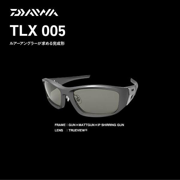ダイワ TLX005 トゥルービュー / タレックス TALEX偏光グラス (送料無料) (D01) (O01)