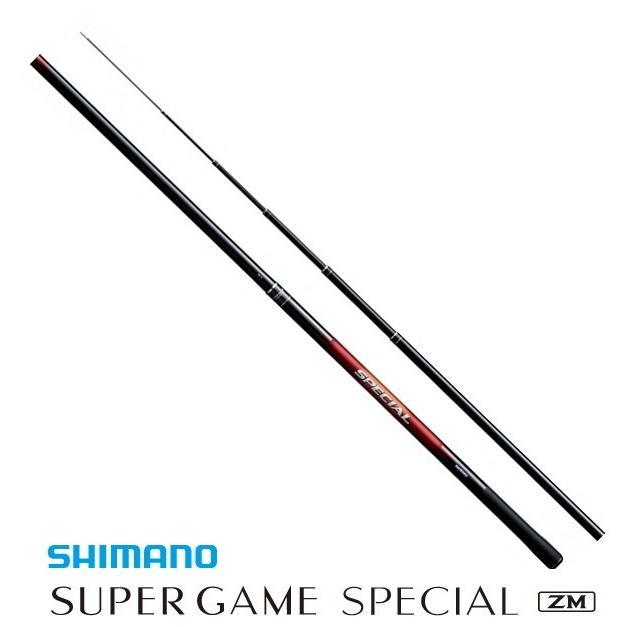 シマノ スーパーゲーム スペシャル ZM HH90-95 / 渓流竿 (S01) (O01)