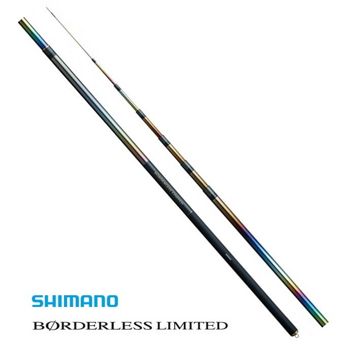 シマノ ボーダレス リミテッド GL (ガイドレス仕様 Pモデル) P900-T (S01) (O01) (セール対象商品 11/18(月)13:59まで)