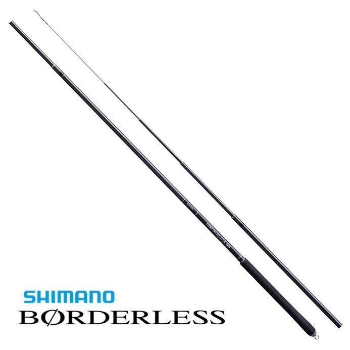 シマノボーダレス BB GL(ガイドレス仕様・Vモデル) V495-T (セール対象商品 11/29(金)13:59まで)