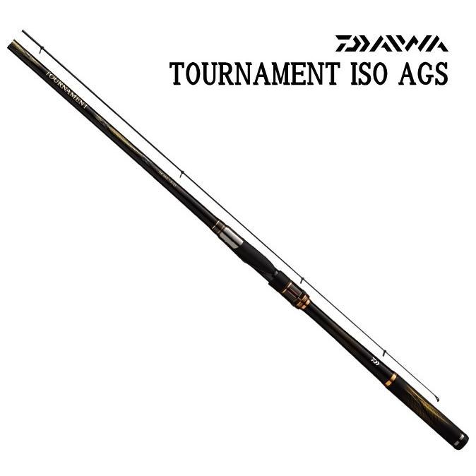 磯竿 ダイワ 16 トーナメント磯 AGS 1.5-50 (D01) (O01)