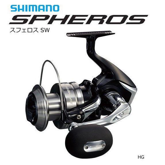 シマノ 14 スフェロス SW 6000HG