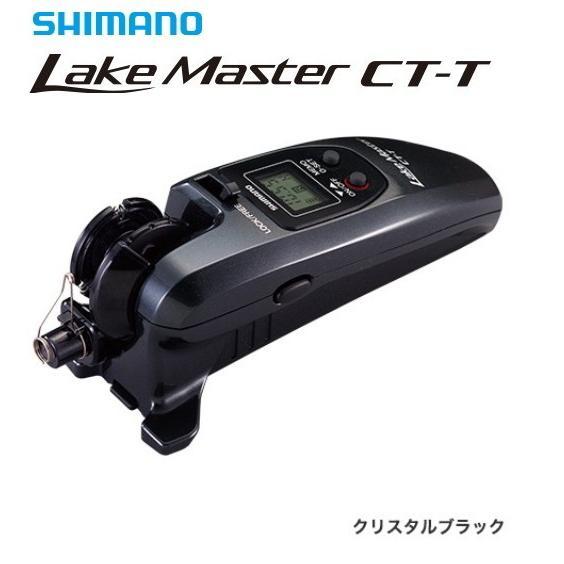 シマノ レイクマスター CT-T クリスタルブラック / ワカサギ用電動リール
