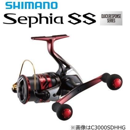 シマノ 19 セフィア SS C3000SDH / エギングリール