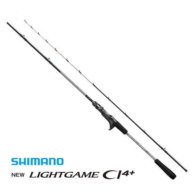 シマノ 19 ライトゲーム CI4+ TYPE73 H190 LEFT / 船竿 (O01) (S01)