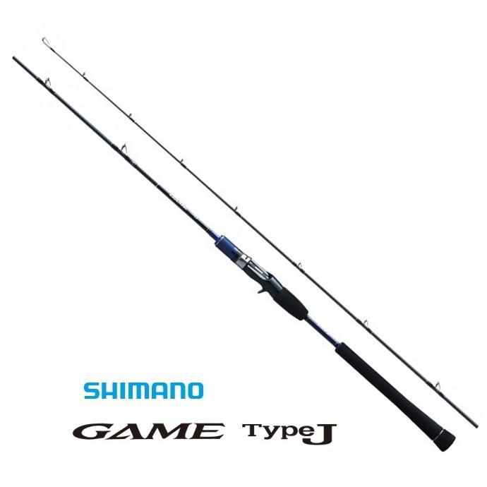 シマノ ゲーム タイプ J (ベイトモデル) B603 / ジギングロッド (O01) (S01) (大型商品 代引不可)