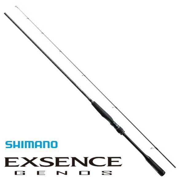 シマノ 19 エクスセンス ジェノス (磯マル・ヒラスズキモデル) S110H/R / シーバスロッド (大型商品 代引不可) (S01) (O01)