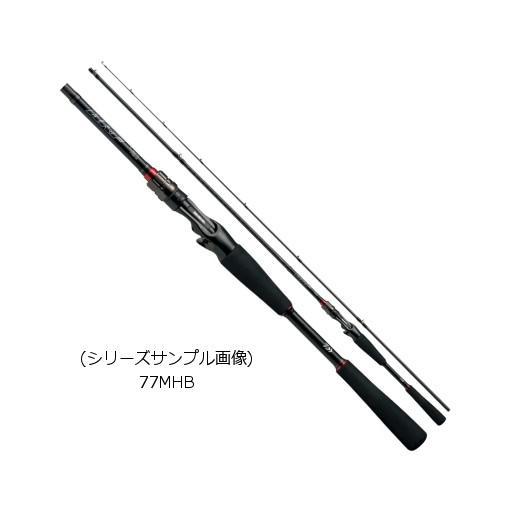 ダイワ ロッド 16HRFR(ハードロックフィッシュ) KJ 77MHB 【大型商品1】