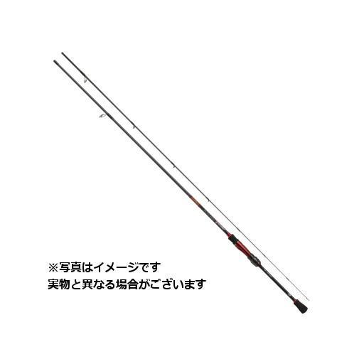 ダイワ ロッド 17 シルバーウルフ MX 77ML (スピニングモデル) 【大型商品1】