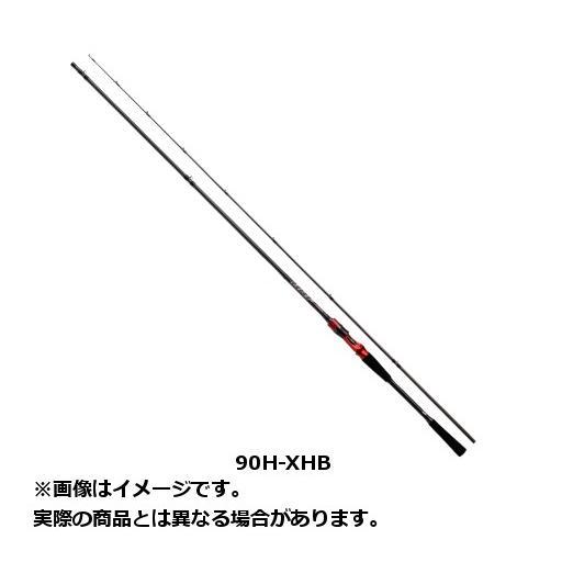 ダイワ ロッド 17 HRF AIR 711MB 【大型商品1】