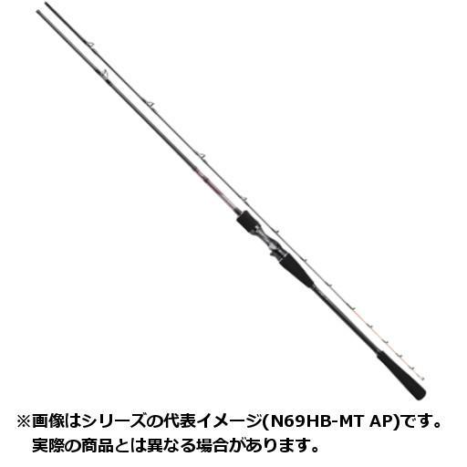 ダイワ ロッド 19 紅牙 MX エアポータブル K67XHB−METAL AP