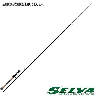 メジャークラフト セルヴァ キャットフィッシュ SVC-662ML/CAT