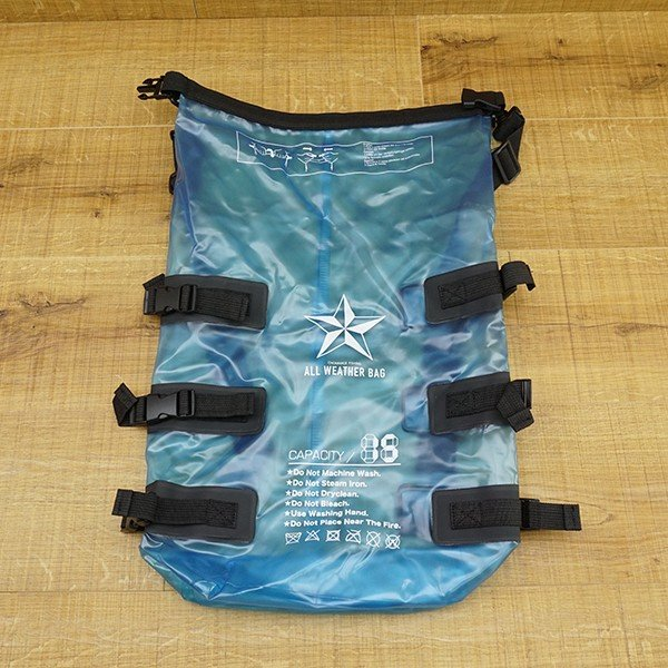 CHONMAGE FISHING オールウェザードライバッグ 15L 新品 防水 軽量 海水浴やプール マリンスポーツなどに最適 AA-05|tsuriking|10