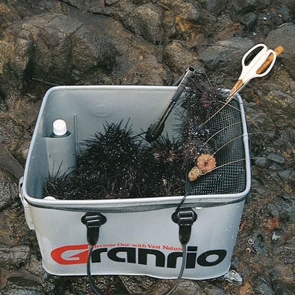 タカ産業 G-0753 GIIIウニバッカン 45cm 石鯛釣り用 バッカン 新品|tsuriking|05
