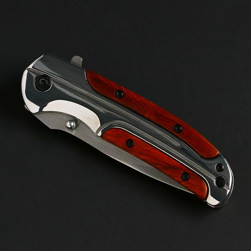 ブローニング フォールディングナイフ DA-43-1 208mm ステンレス製 折り畳みナイフ フィッシング キャンプ BROWNING 新品 Bbr Dfl Fll tsuriking 06