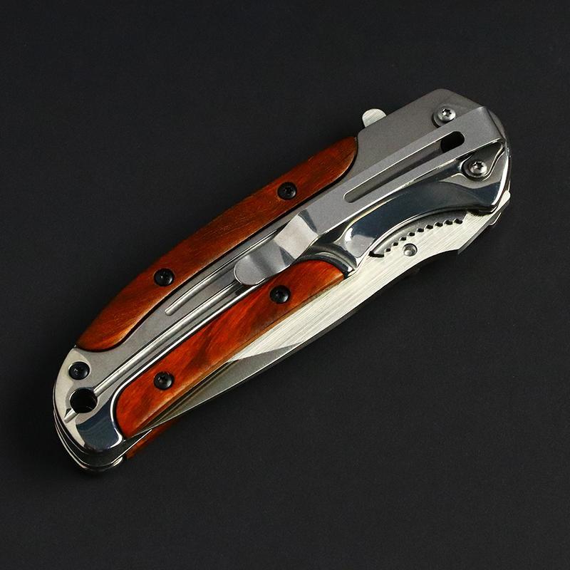ブローニング フォールディングナイフ DA-43-1 208mm ステンレス製 折り畳みナイフ フィッシング キャンプ BROWNING 新品 Bbr Dfl Fll tsuriking 07