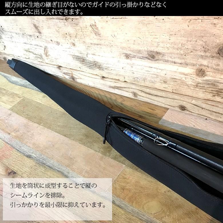 CHONMAGE FISHING ネオプレーン 石鯛竿袋 Sサイズ|tsuriking|06